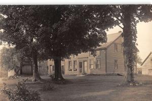 Londonderry Vermont Historic Bldgs Real Photo Antique Postcard K40743