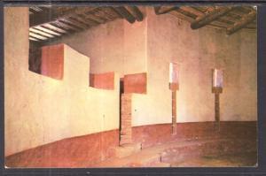 Interior of Kiva,Aztec Ruins National Monument,NM BIN
