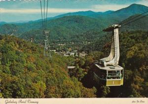 Tennessee Gatlinburg Aerial Tramway