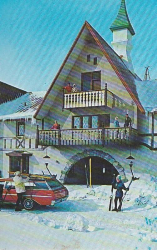 Michigan Harbor Springs Boyne Highlands Resort Inn
