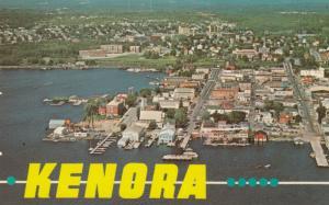 KENORA , Ontario , 1950s-60s