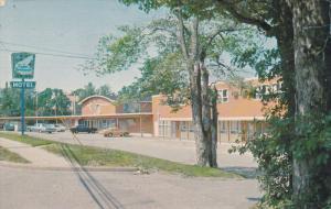 Cape Bretoner Motel , Kings Road , SYDNEY , Nova Scotia , Canada , PU-1972