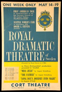 Royal Dramatic Theatre of Sweden