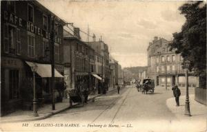 CPA Chalons-sur-Marne - Faubourg de Marne (742310)