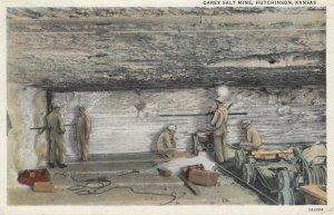 Carey Salt Mine (Interior) , HUTCHINSON , Kansas , 1936