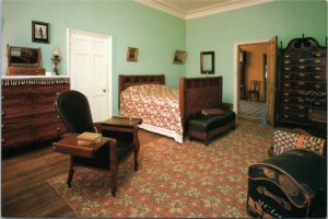 Arlington House Robert E. Lee Memorial - Mary and Robert E Lee Chambers - VA