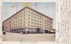 The Savoy Hotel Denver Colorado
