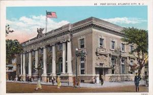 Post Office Atlantic City New Jersey