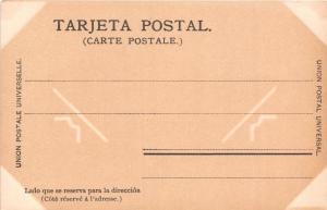 SAN LUIS POTOSI MEXICO~TEATRO de LA PAZ~SONOMA NEWS #620 PUBL POSTCARD 1900s