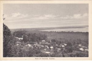 QUEBEC, Canada; View of Calumet, 20-30s