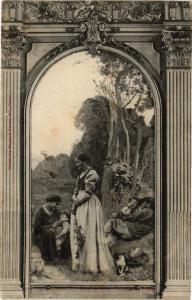 CPA Nancy-Hótel de Ville-Pannean de Friant (187157)