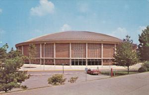 Basketball Arena , Purdue University , LAFAYETTE , Indiana , 50-60s
