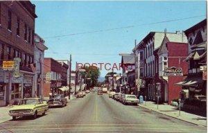 1975 MAIN STREET, MUNCY, PENNSYLVANIA Michael Bros. appliances, Citizens Bank