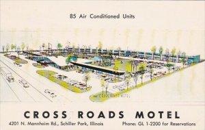 Cross Roads Motel Schiller Park Illinois