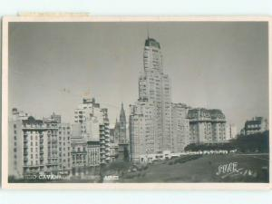 old rppc NICE VIEW Buenos Aires - Bwenos Ai?es Argentina i3197