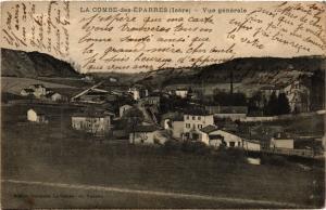 CPA   La Combe-des-Éparres (Isére) - Vue générale  (434800)