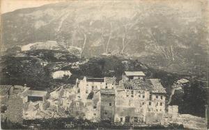 WW1 ITALIA ITALY MATTASSONE TRENTO forte Pozzacchio