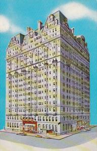 Pennsylvania Philadelphia The Bellevue Stratford Hotel