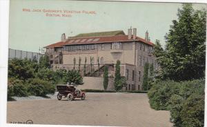 BOSTON, Massachusetts; Mrs. Jack Gardner's Venetian Palace, 00-10s