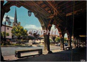 Postcard Modern Mirepoix (Ariege) Grand Siecle thirteenth Cutlery