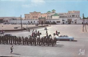 RP: RABAT, Morocco , 1930-50s; Imperial Palace
