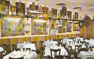 Old Europe German Restaurant Interior Washington D C