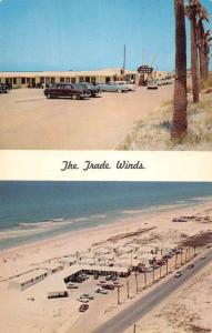 Panama City Beach Florida views of The Trade Winds motel vintage pc ZA440353