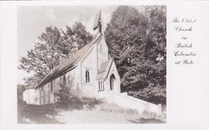 RP; The Oldest Church in British Columbia at Yale, Canada, 10-20s