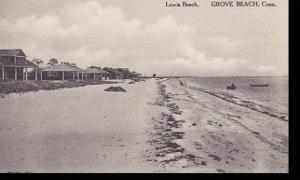 Connecticut Grove Beach Lewis Beach Albertype