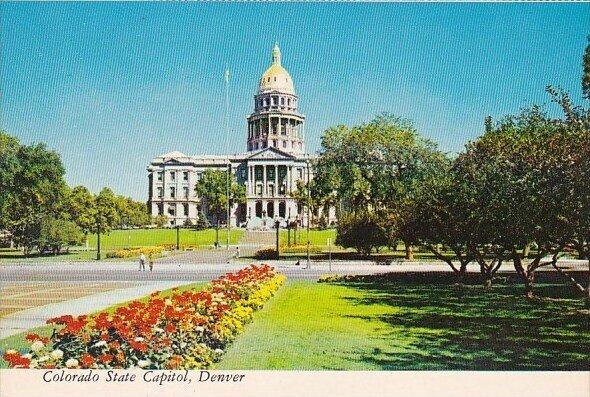 Colorado State Capitol Denver Colorado