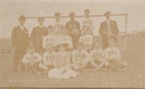RP: RAYMORE , Saskatchewan , Canada , 00-10s ; RH Soccer Rugby Team