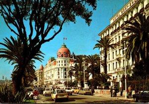 France NiceLa Promenade des Anglais 1984
