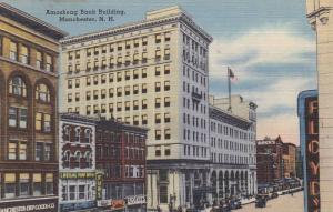 Amoskeag Bank Building, Manchester, New Hampshire, PU-1950