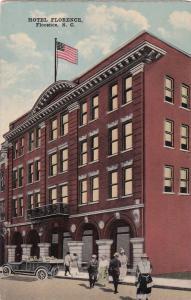 Hotel Florence, Florence, South Carolina, 1900-1910s