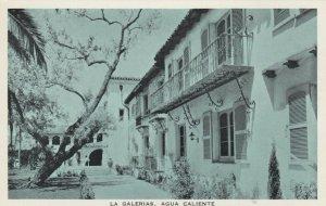 TIJUANA HOT SPRINGS , Mexico , 1920s; La Galerias, Agua Caliente