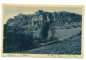 San Marino, 00-10s ; Il Monte Titano e le Tre Torri