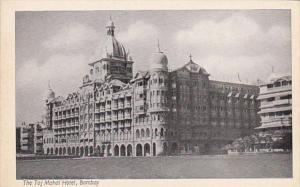 India Bombay The Taj Mahal Hotel