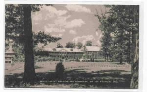 Mount Saint Francis Pro. Seminary, Mt. St Francis, Indiana, 00-10s