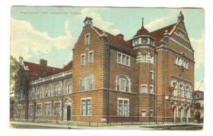 Maennerchor Hall, Indianapolis, Indiana, PU-1911