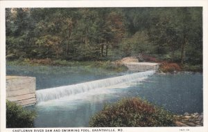 GRANTSVILLE , Maryland , 10-20s ; Dam & SWimming Pool