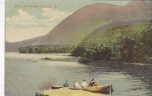 Dorc. Mountains from Dinis , Ireland , 00-10s