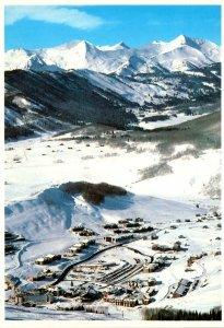 Colorado Crested Butte Ski Area