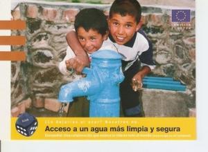 Postal 047743 : EuropeAid. Acceso a un agua mas limpia y segura