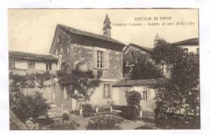 Certosa di Pavia, Chiostro Grande - Veduta du una delle Celle, ITALY ,00-10s