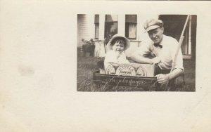 RP: Dad & Daughter w/ Marathon Wagon , 00-10s