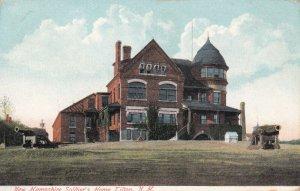 TILTON, New Hampshire, 1900-1910's; New Hampshire Soldier's Home