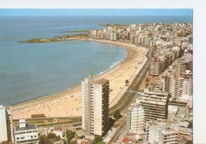 Postal 031034 : Montevideo (Uruguay). Playa Pocitos