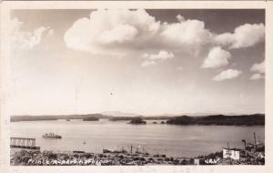 RP: Prince Rupert Harbour , British Columbia , Canada , 1930-40s