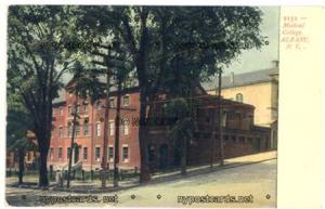 Medical College, Albany NY
