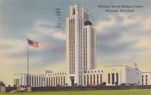 National Naval Medical Center, Bethesda, Maryland, PU-1945